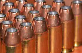 .45 ACP cartridges